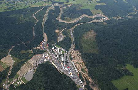 the most beautiful track in the world