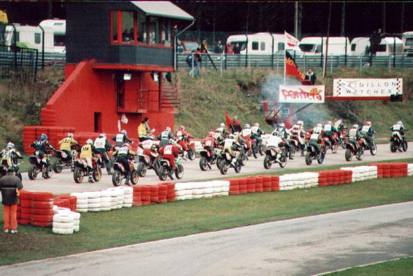 Start of the 250 series